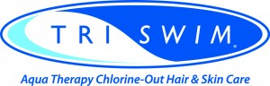 TRISWIM chlorine-out hair care