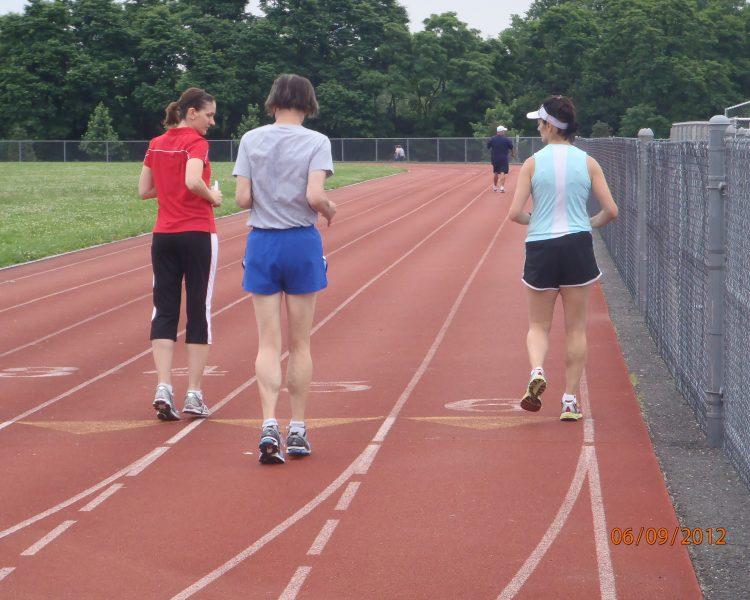 Rise Endurance Track Session