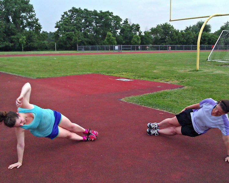 Rise Endurance Workout