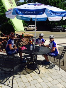 Rise Endurance Group Ride