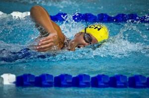 breathing better while swimming for triathlon