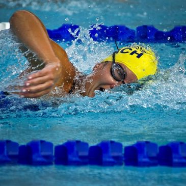 Four Tips for Better Breathing While Swimming