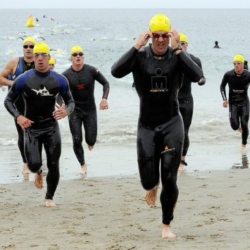 5 Tips for Faster Transitions During Your Triathlon: T1