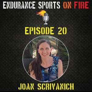Triathlon Coach Joan Scrivanich Interview