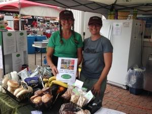 Green Goddess Natural Market at Lake Placid Ironman Village