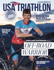USA Triathlon Magazine - Work On Your Weak Spots