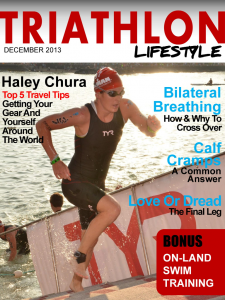 Triathlon Lifestyle magazine