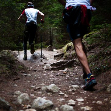 Running on Hills