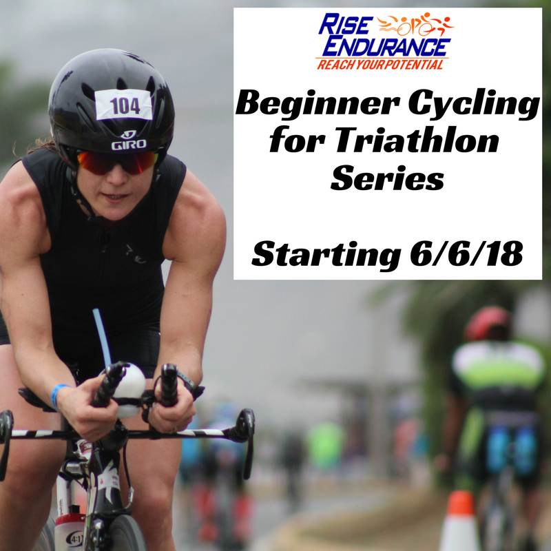Beginner Cycling for Triathlon