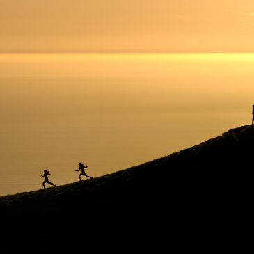 Learn How to Conquer Running Hills
