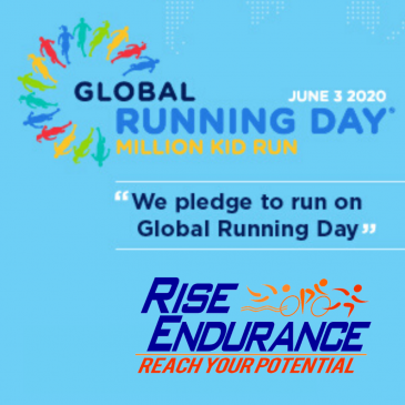 Global Running Day with Rise Endurance