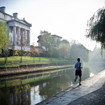 Global Running Day and Rise Endurance